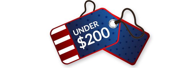 Presents for Patriots Dividers 200