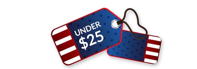 Presents for Patriots Dividers 25