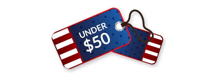 Presents for Patriots Dividers 50