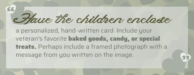 have children enclose quote