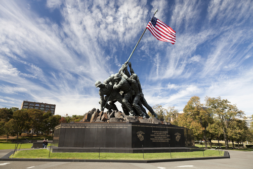 iwo jima statue washington dc