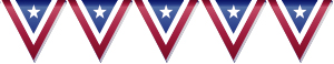 American Flag Banners