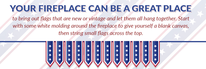 Decorating your fireplace