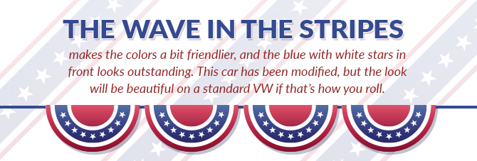 Star spangled car quote