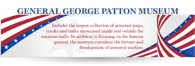 general george patton museum