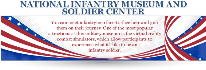 national infantry museum soldier center