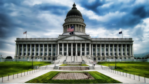 Utah State Capitol Salt Lake City