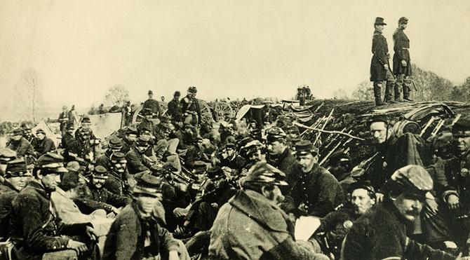 civil war battle petersburg 1864