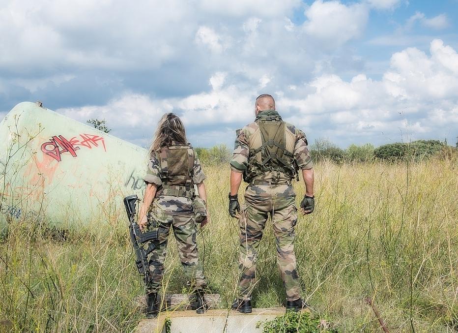 army team uniforms
