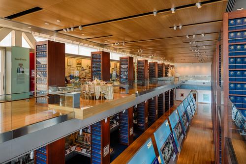 bill clinton presidential library