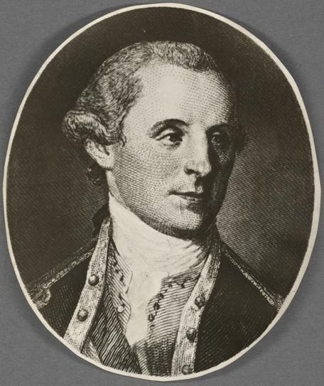historic painting george washington