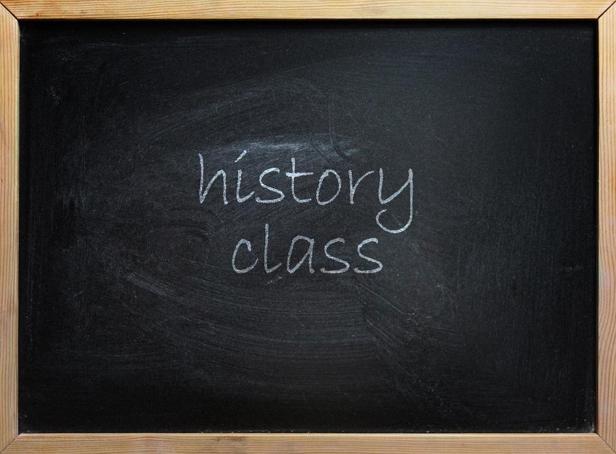 history class blackboard