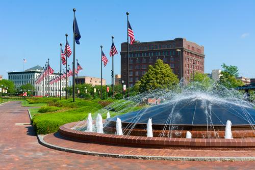 omaha nebraska water fountain