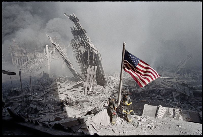 Remembering September 11, 2001 in 2019